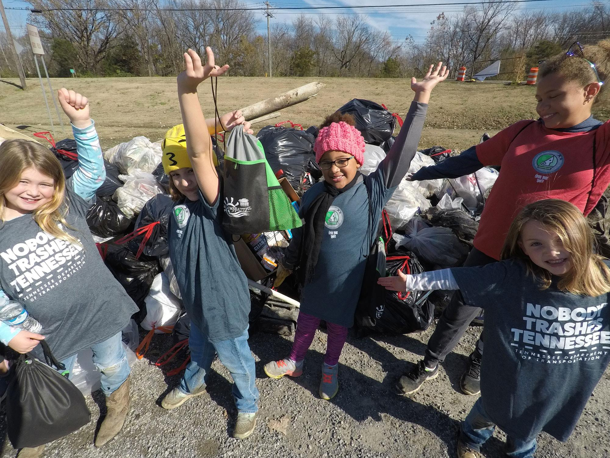 'Gallatin Beautiful' Challenges Groups To Help Clean Up