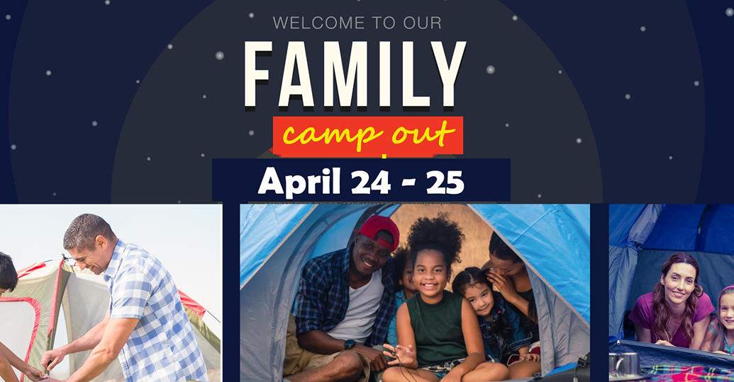 Family Camp Out at Owl's Hill