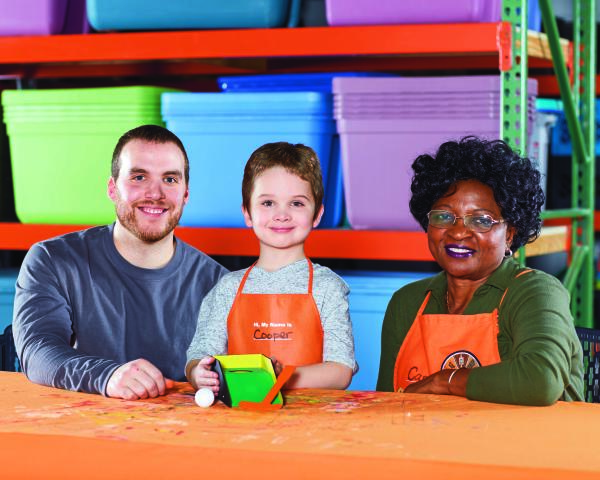 Home Depot Kids Workshop Things To Do In Nashville