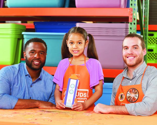 Home Depot Kids' Workshop - Things to do in Nashville