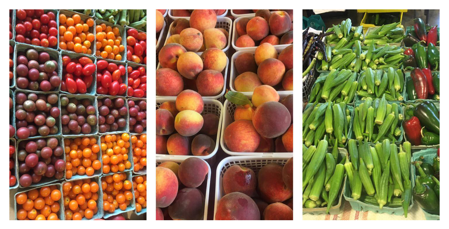46th Annual Rutherford County Farmers' Market Begins