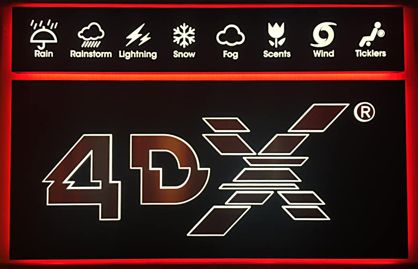 """Avengers: Endgame"" as a 4DX Experience!"