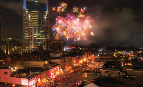 All of Middle Tennessee's Fireworks