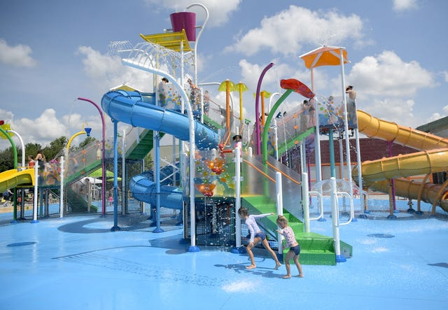 Parks & Rec Outdoor Pools and Splash Parks Now Open