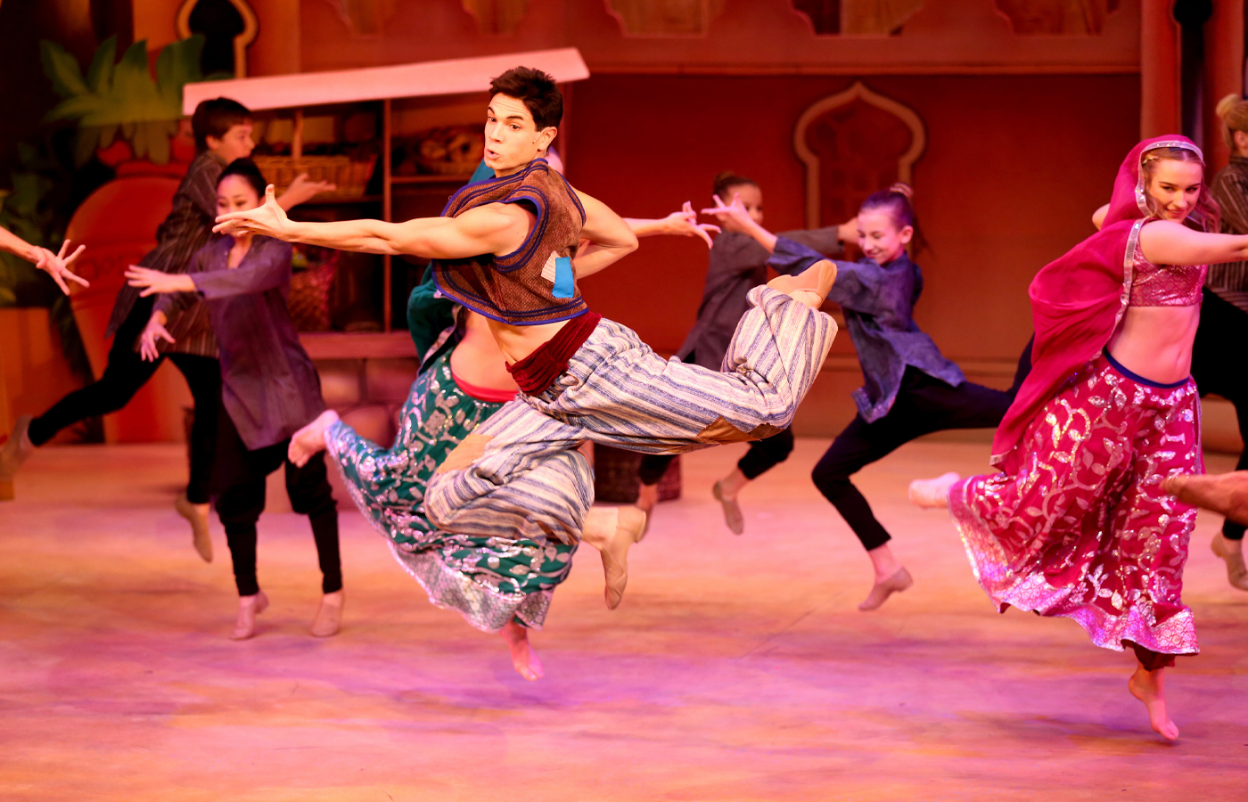 """TPAC Announces """"Aladdin"""" Holiday Auditions"""