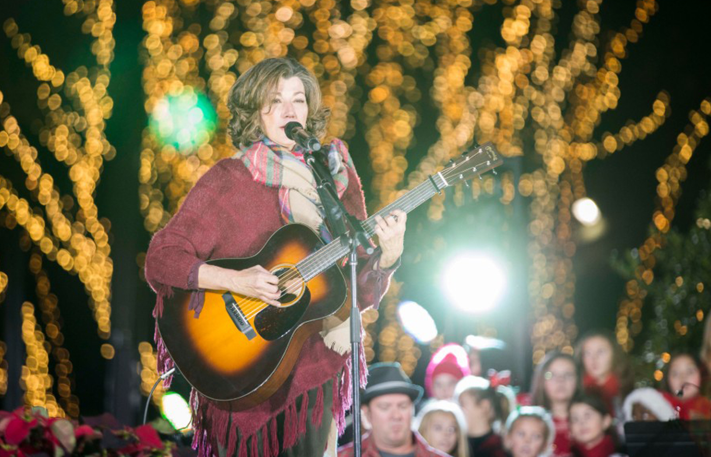 15th Annual Lighting of the Green with Amy Grant