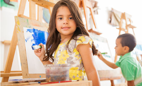 New Hendersonville Arts Camps