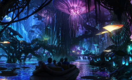 The New Pandora: The World of Avatar (Opening May 27)