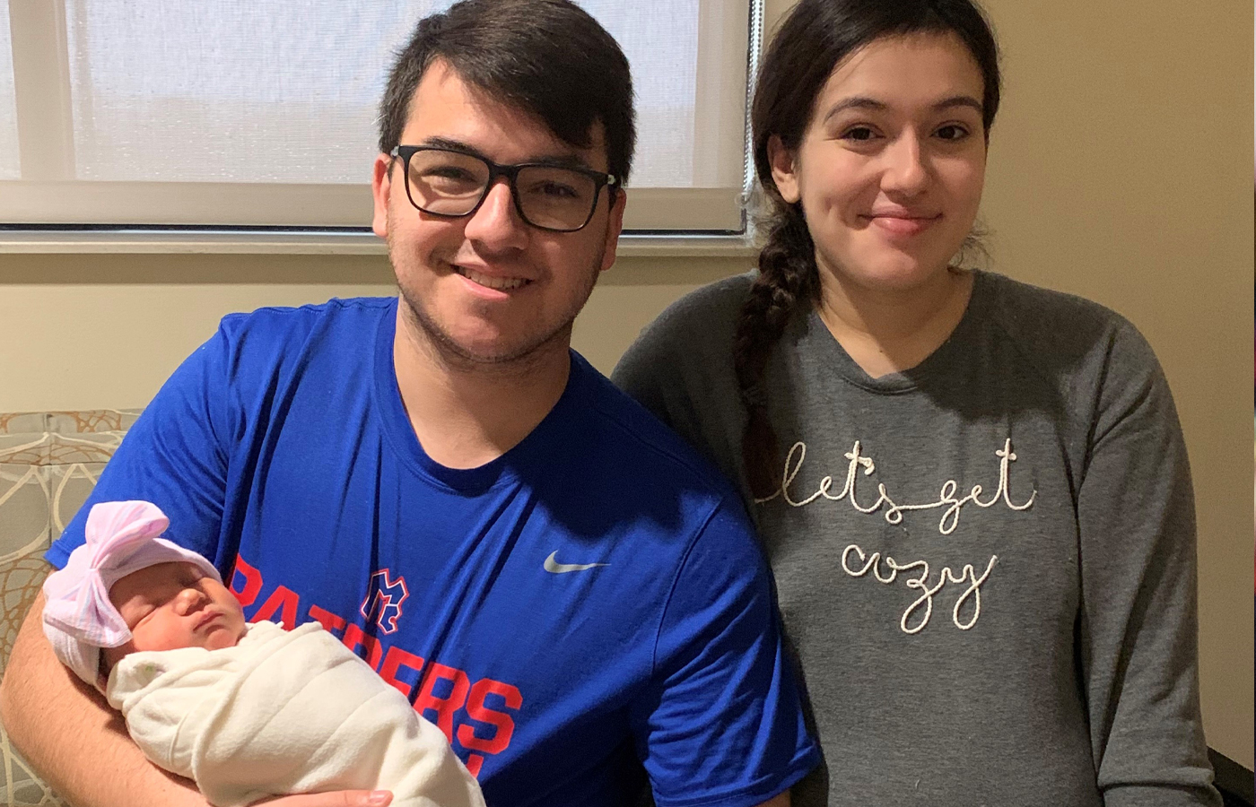 TriStar Hendersonville Welcomes First Baby of 2020
