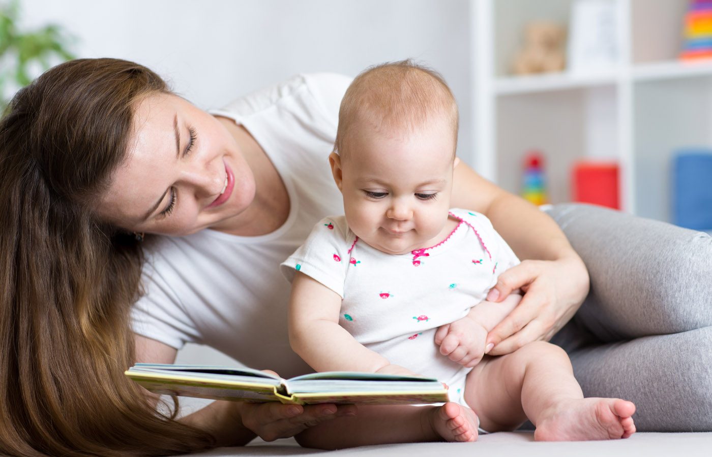 Great Baby Books for Your Little One