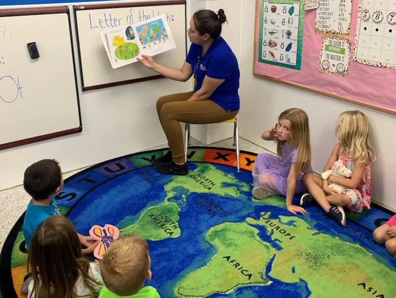 Big Blue Marble Academy in Franklin Now Hiring for Teachers