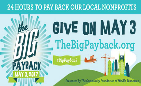 Give in The Big Payback 2017