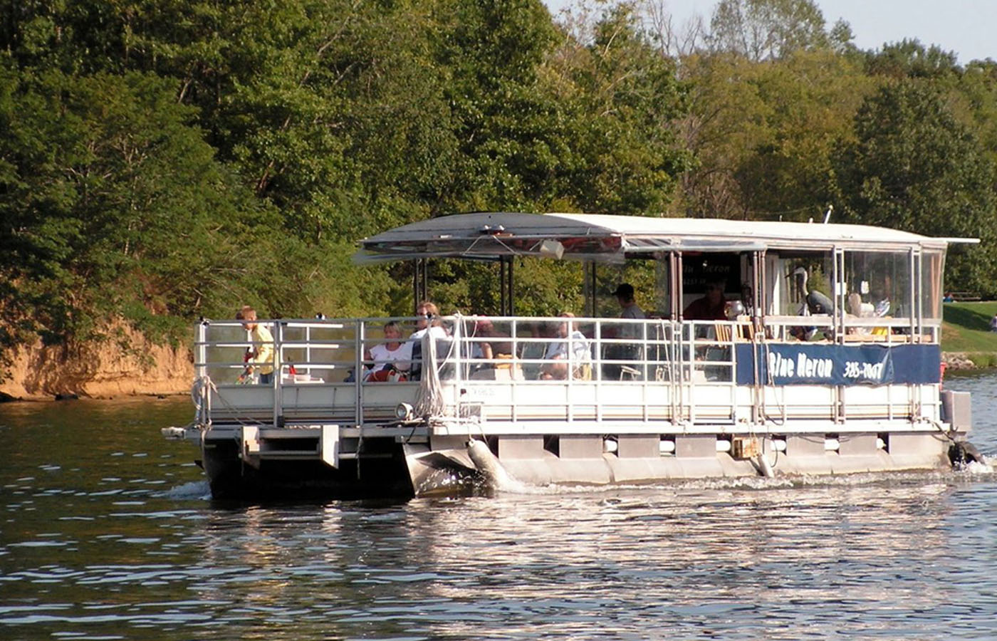 Blue Heron Cruises Moves to Mt. Juliet