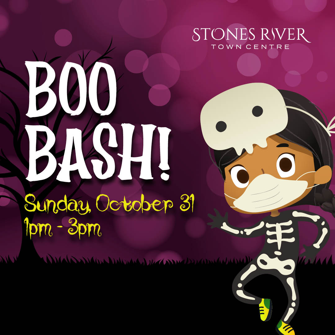 Boo Bash at Stones River Town Centre