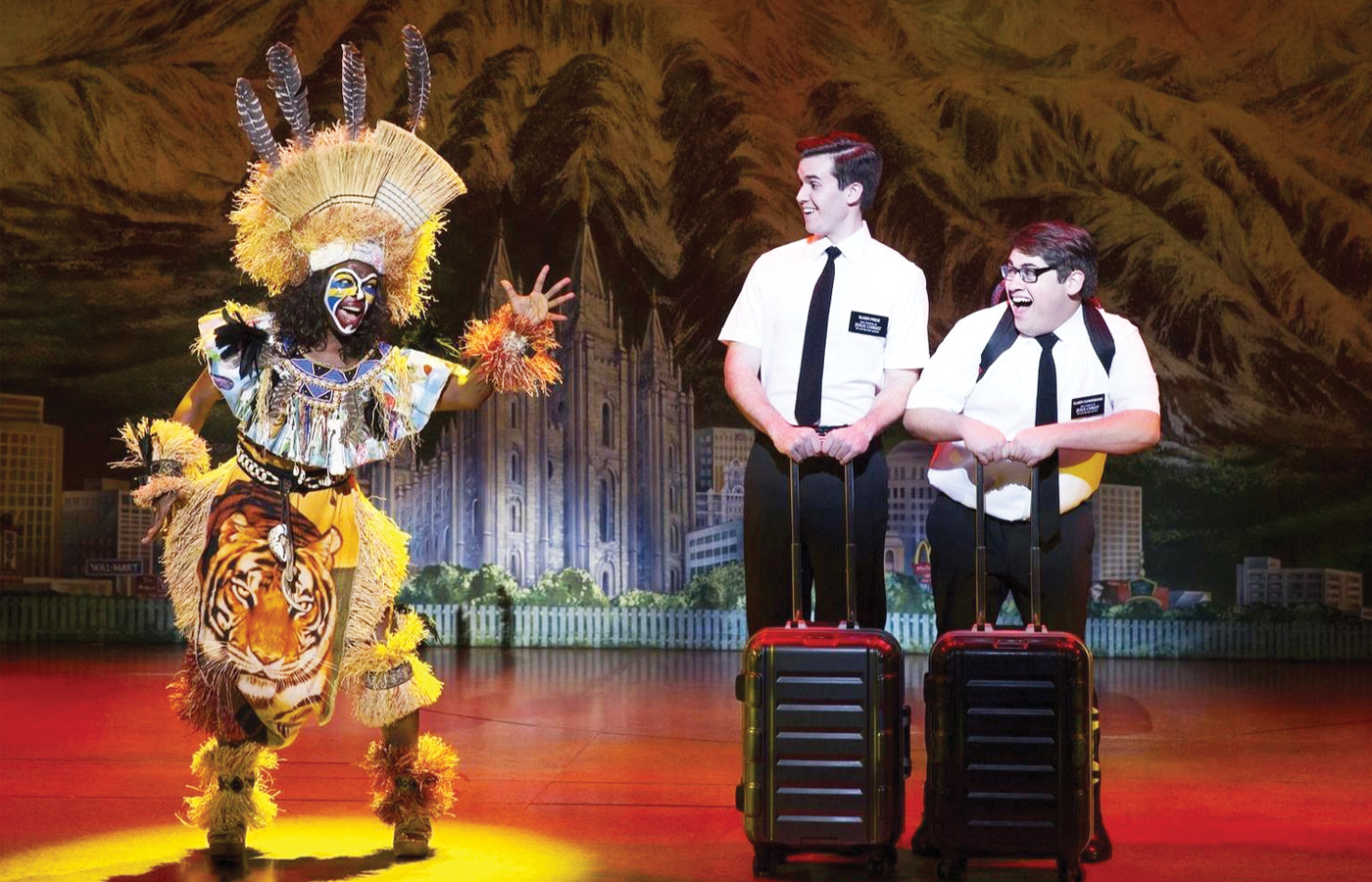 "Parents' Night Out: ""The Book of Mormon"""