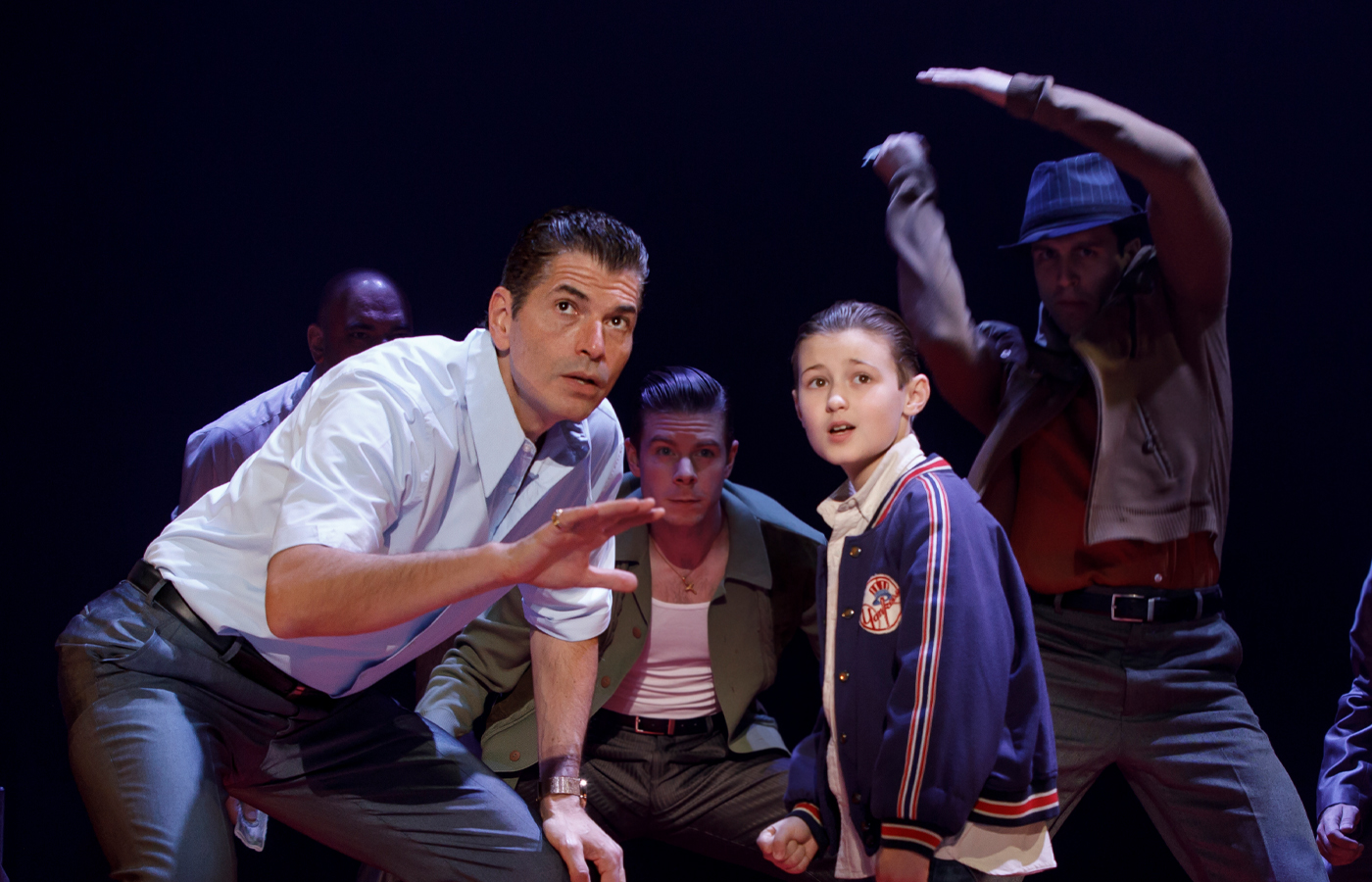 "Review: ""A Bronx Tale"""