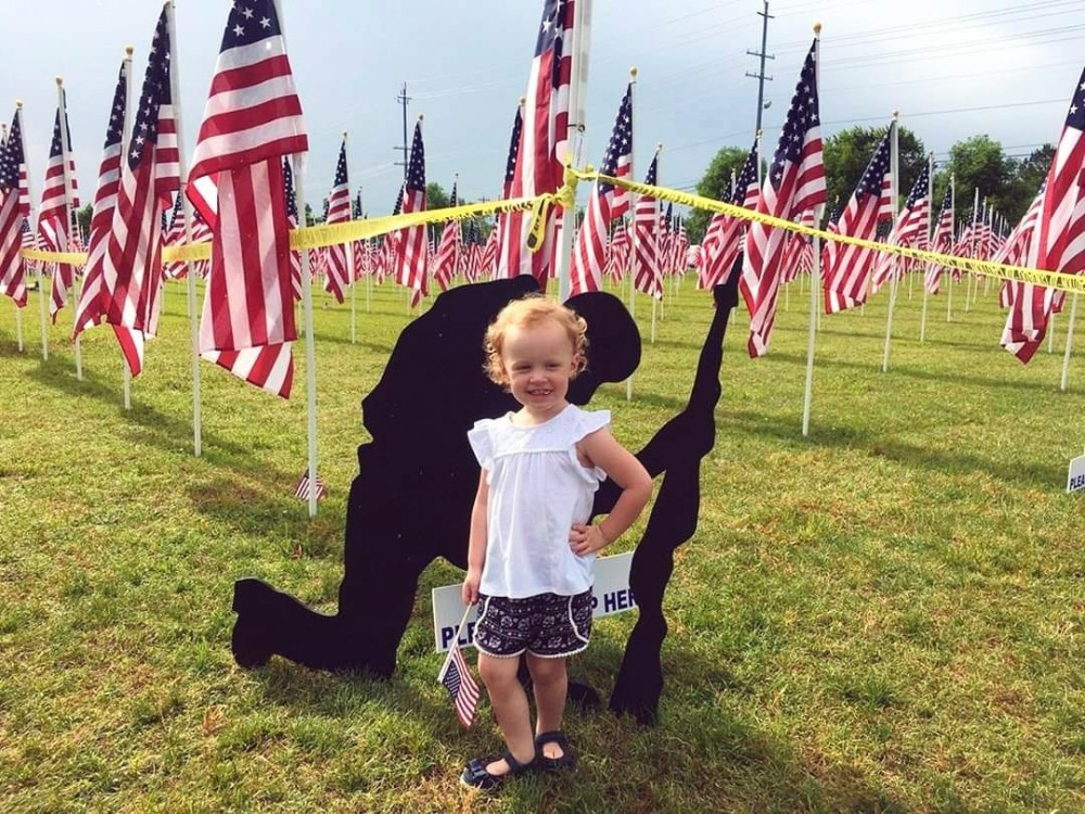 Healing Fields Flags of Remembrance To Take Place Memorial Day Weekend