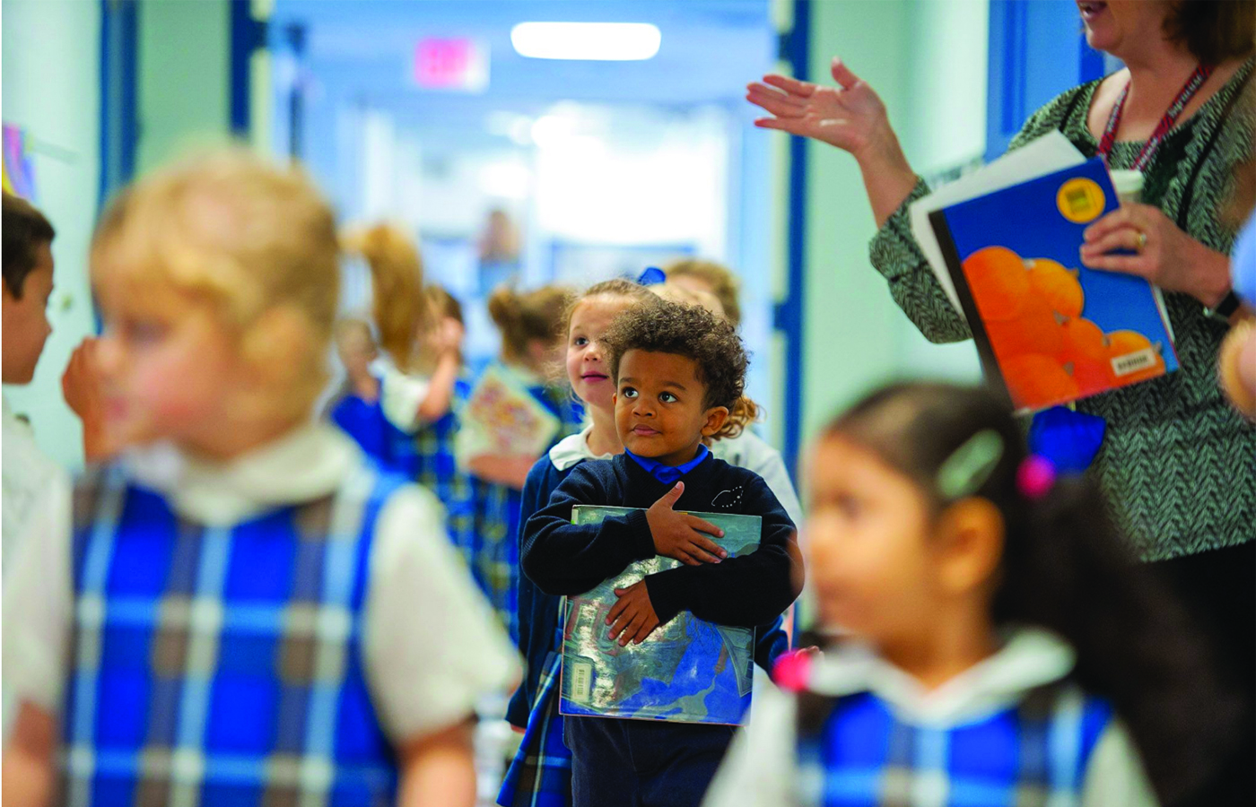 Why Parents Choose a Catholic  Education for Their Child
