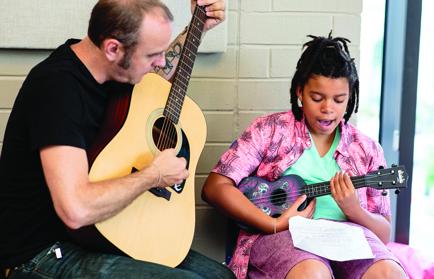 Family Program: Songwriting Tune-Up