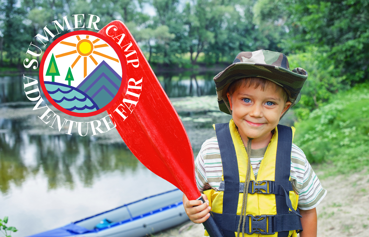Summer Camp Adventure Fair: Feb. 22, 2020