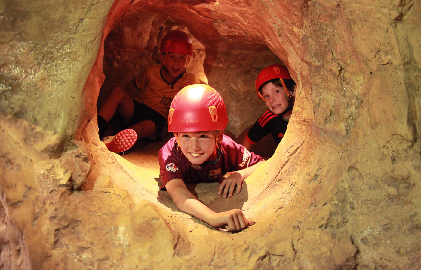 Cool Off in Tennessee's Best Caves!