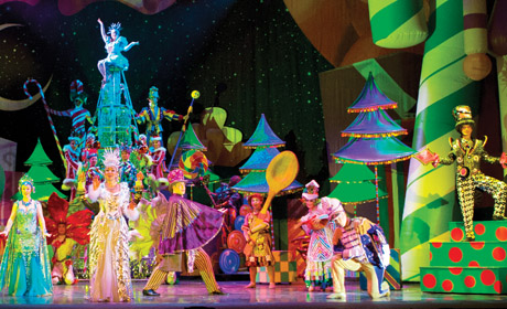Cirque Comes to Country Christmas: Tix On Sale NOW!