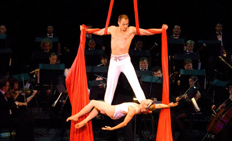 Review: Cirque de la Symphonie