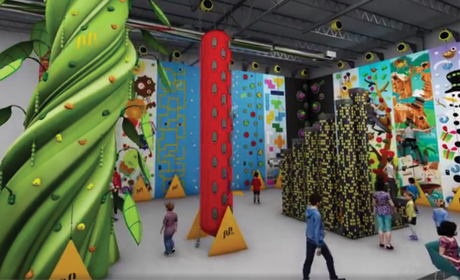 New! Climb Murfreesboro - Nashville fun and things to do for parents