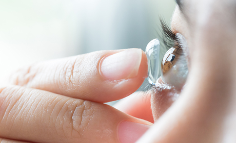 CDC Reports 85% of Kids Ages 12 & Older Don't Clean Their Contacts Properly Which Could Threaten Their Vision