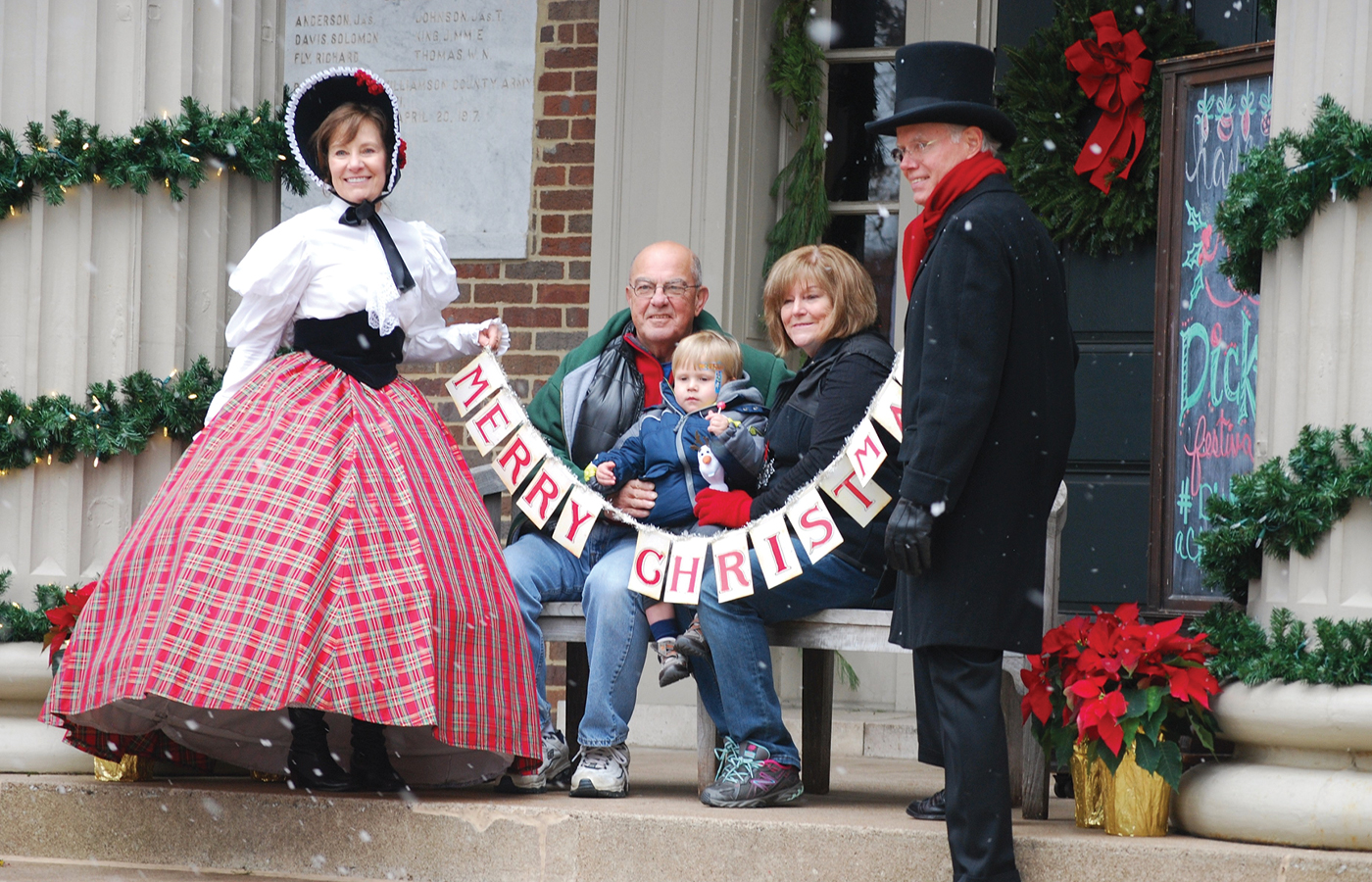 35th Annual Dickens of A Christmas