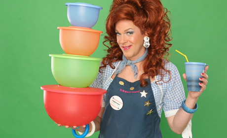 Theater Review: Dixie's Tupperware Party