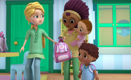 "Disney's <i>Doc McStuffins</i> Featured a ""Two-Mom Family"""