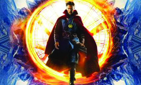 WIN Tickets to See <i>Doctor Strange</i>!