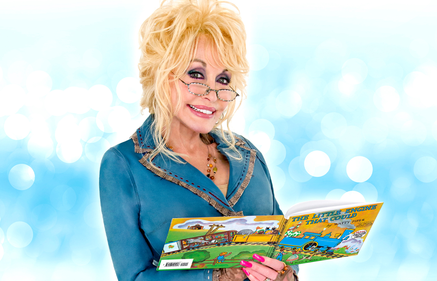 """Goodnight with Dolly"" Online Storybook Readings"