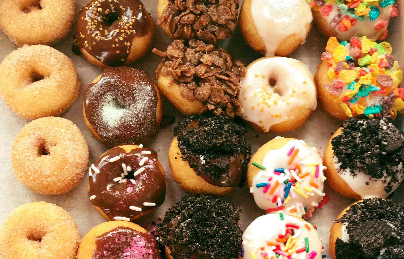 Donut Distillery Serves Up the Sweets!