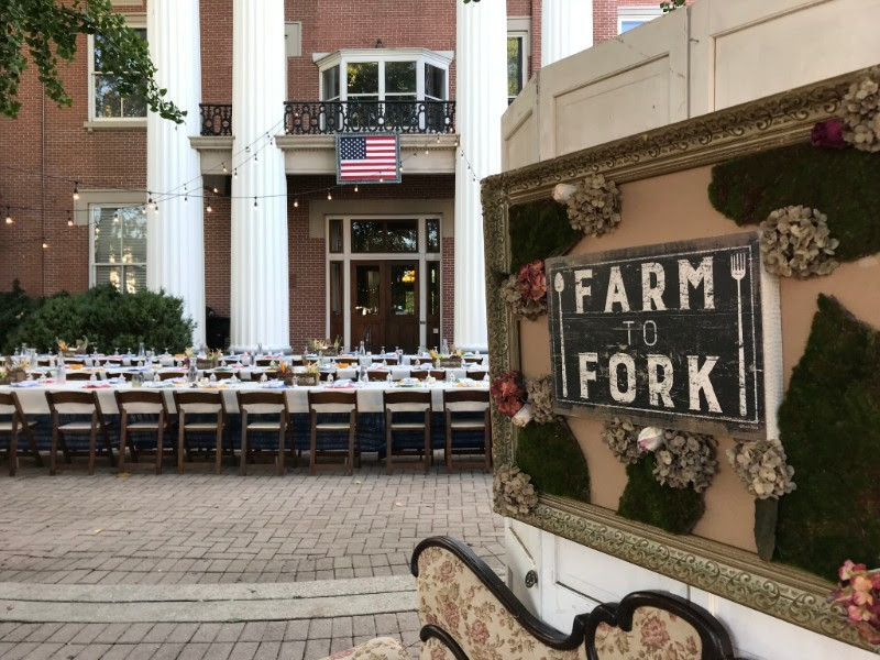 Downtown On The Farm Returns Sept. 19 at Oaklands Mansion