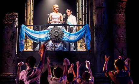 "Review: Studio Tenn's Triumphant ""Evita"""
