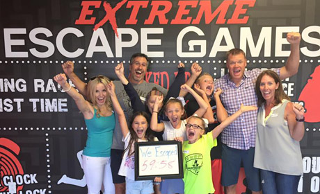 Extreme Escape Games in Cool Springs