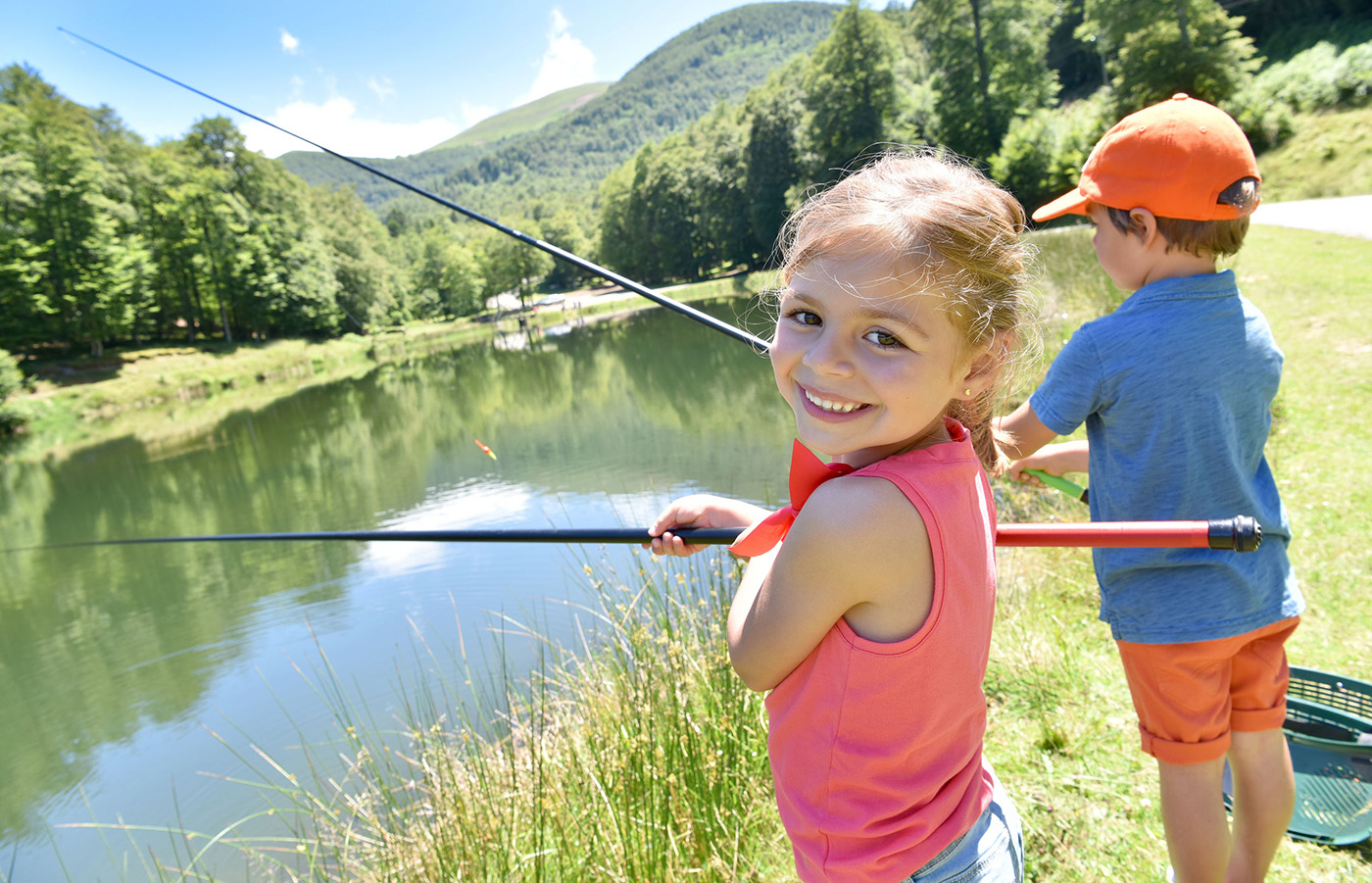 Fishing With Kids!