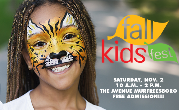 Rutherford Parent's Fall Kids Fest