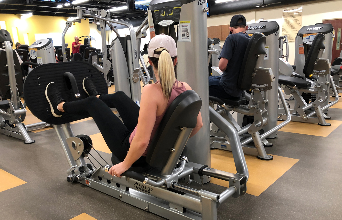 Check Out Fairview's Updated Wellness Center