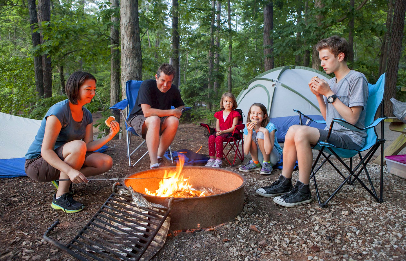 Tennessee Fall Camping Guide