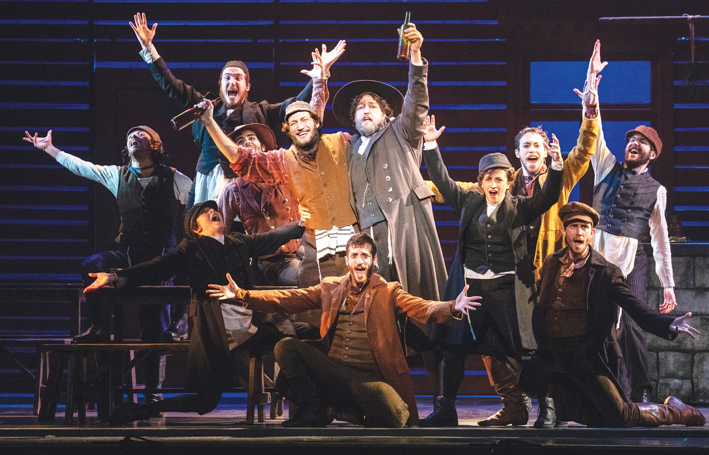 "Review: Fantastic ""Fiddler"" Raises the Roof"