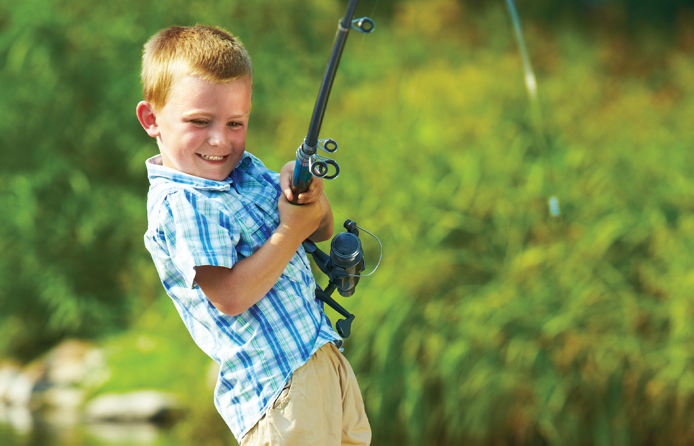 Free Kids' Fishing Rodeo March 30 - Nashville fun and ...