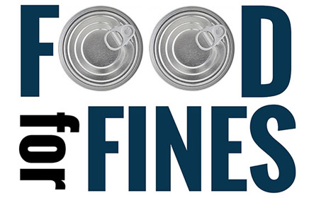 Food for Fines for Second Harvest