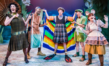 Review: A Year with Frog and Toad