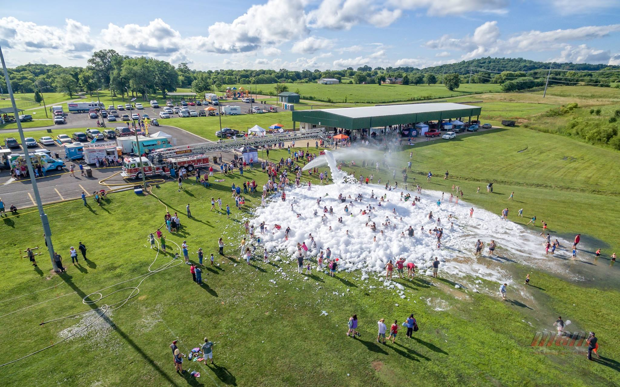 Gallatin's Independence Day Festival and Fireworks Display Returns
