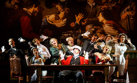 Theater Review: A Gentleman's Guide to Love & Murder