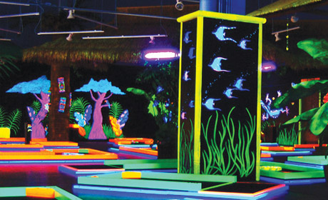 Glowgolf Hits The Streets