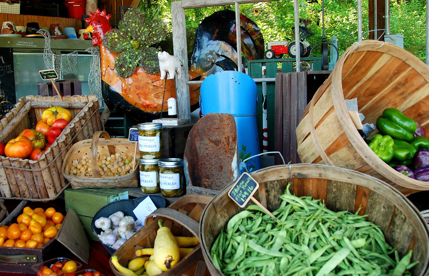 Goodlettsville Farmers' Market Opens May 2